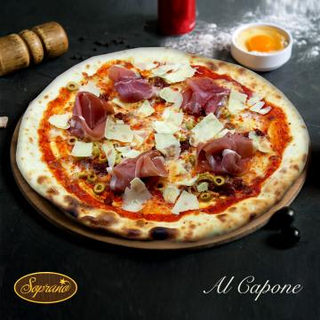 Náhľad 18 - Pizza AL CAPONE