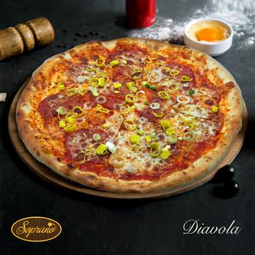Náhľad 4 - Pizza DIAVOLA