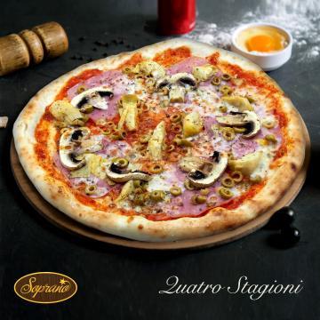 Náhľad 5 - Pizza QUATTRO STAGIONI