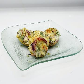 Náhľad 200g gratinované zemiaky v šupke